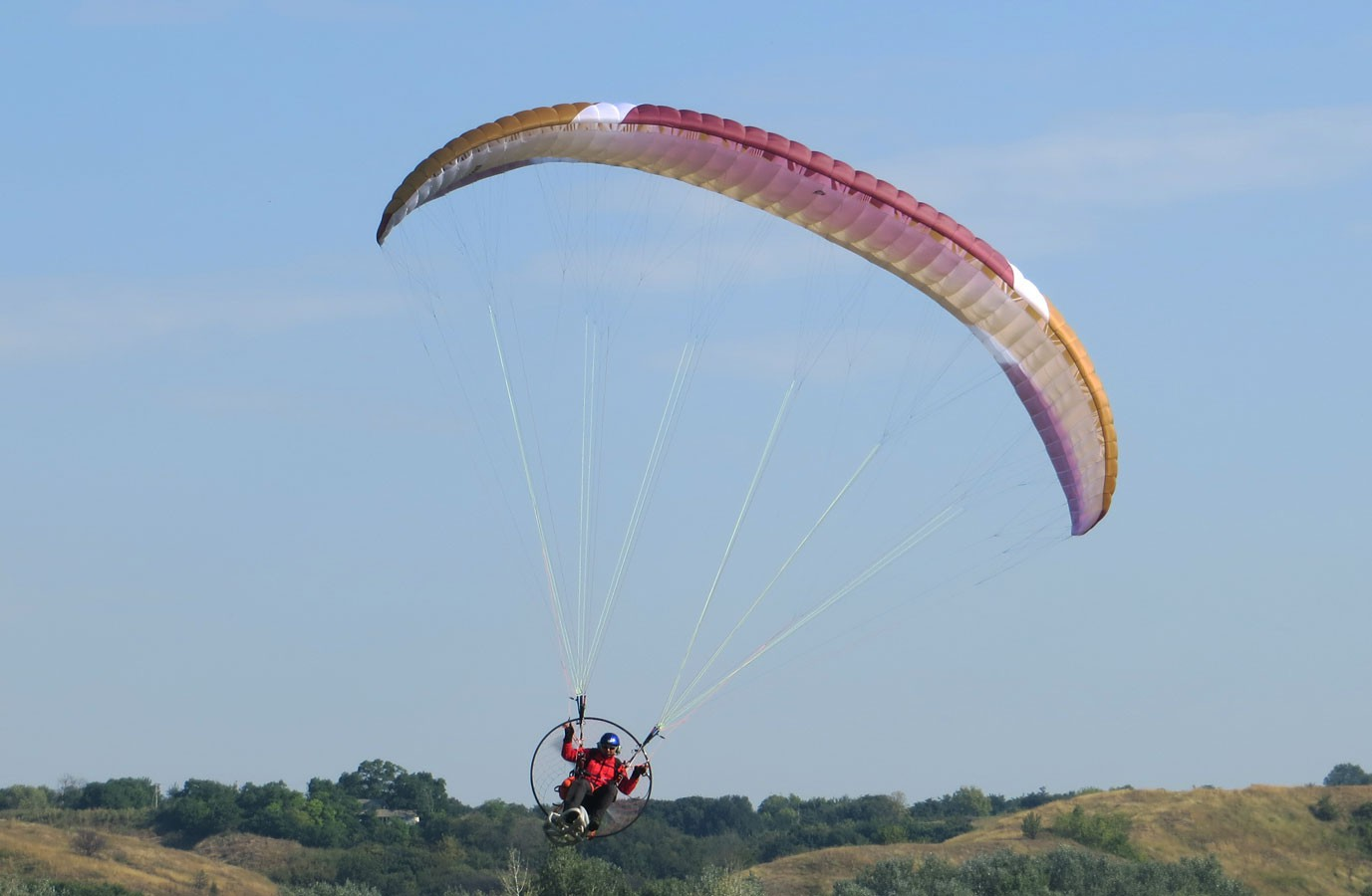 моторный параплан Sky Country Moscito-4